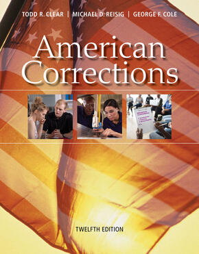American Corrections, 12th edition